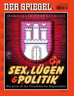 DER SPIEGEL Nr. 35, 25.8.2003 bis 31.8.2003