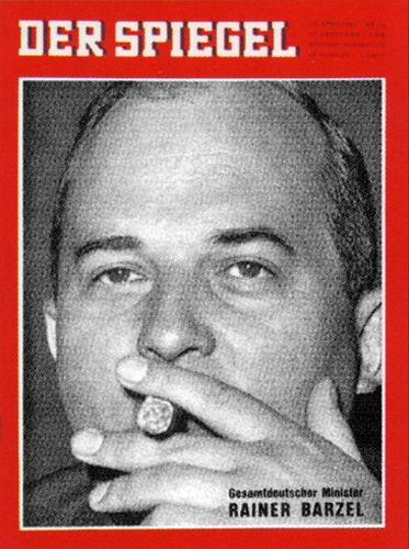 DER SPIEGEL Nr. 16, 17.4.1963 bis 23.4.1963