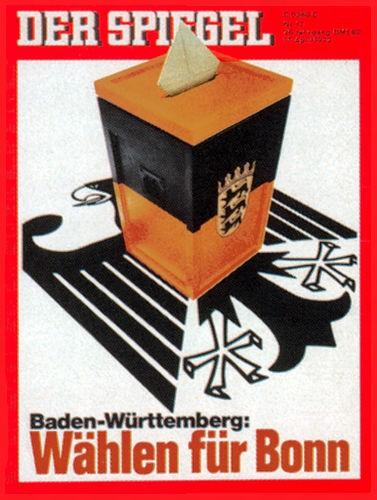 DER SPIEGEL Nr. 17, 17.4.1972 bis 23.4.1972