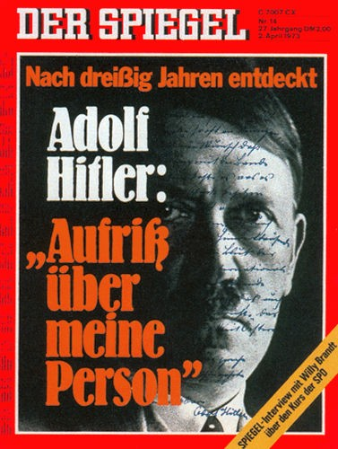 DER SPIEGEL Nr. 14, 2.4.1973 bis 8.4.1973