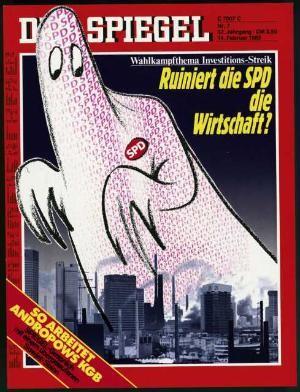 DER SPIEGEL Nr. 7, 14.2.1983 bis 20.2.1983