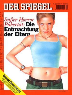 DER SPIEGEL Nr. 22, 28.5.2001 bis 3.6.2001