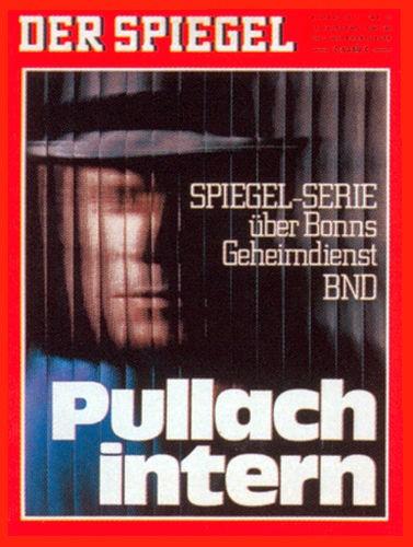 DER SPIEGEL Nr. 11, 8.3.1971 bis 14.3.1971