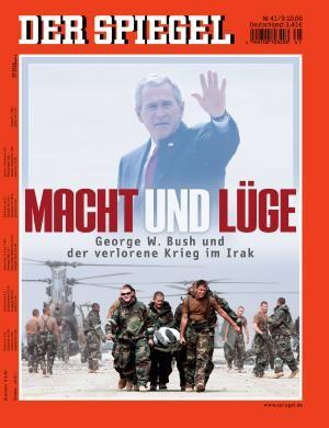 DER SPIEGEL Nr. 41, 9.10.2006 bis 15.10.2006