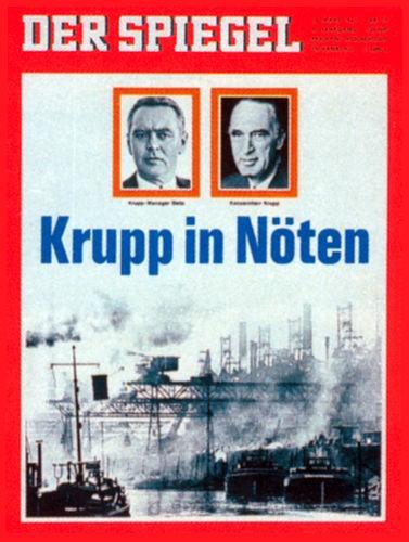 DER SPIEGEL Nr. 12, 13.3.1967 bis 19.3.1967