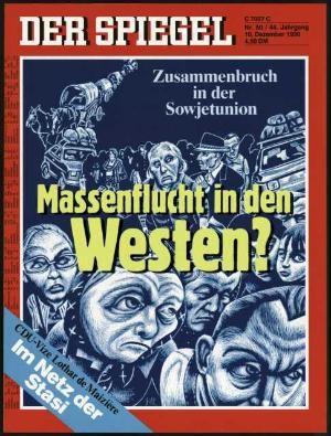 DER SPIEGEL Nr. 50, 10.12.1990 bis 16.12.1990