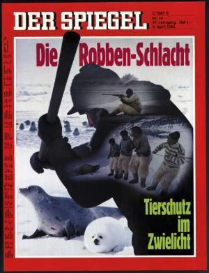 DER SPIEGEL Nr. 14, 4.4.1983 bis 10.4.1983