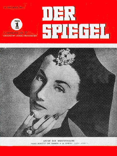 DER SPIEGEL Nr. 37, 13.9.1947 bis 19.9.1947