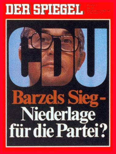 DER SPIEGEL Nr. 42, 11.10.1971 bis 17.10.1971