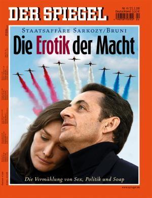 DER SPIEGEL Nr. 4, 21.1.2008 bis 27.1.2008
