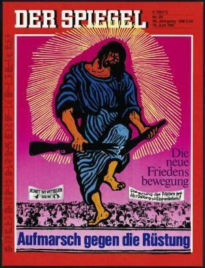DER SPIEGEL Nr. 25, 15.6.1981 bis 21.6.1981