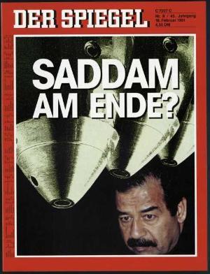 DER SPIEGEL Nr. 8, 18.2.1991 bis 24.2.1991