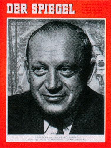 DER SPIEGEL Nr. 33, 10.8.1955 bis 16.8.1955