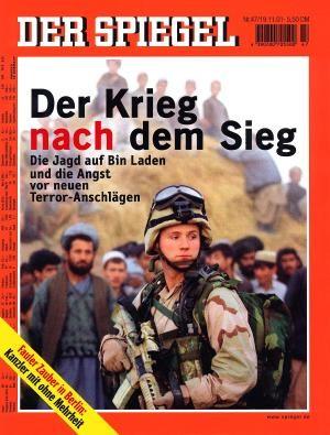 DER SPIEGEL Nr. 47, 19.11.2001 bis 25.11.2001