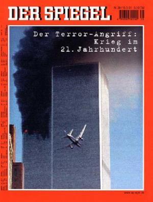 DER SPIEGEL Nr. 38, 17.9.2001 bis 23.9.2001