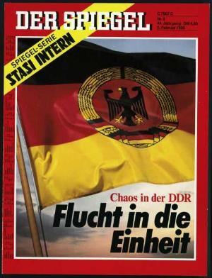 DER SPIEGEL Nr. 6, 5.2.1990 bis 11.2.1990
