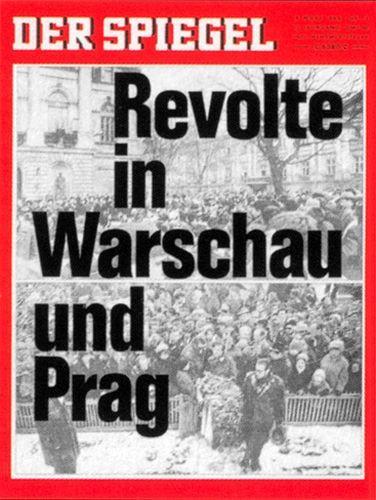 DER SPIEGEL Nr. 12, 18.3.1968 bis 24.3.1968
