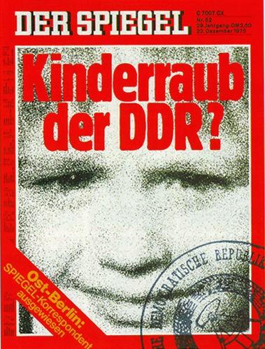 DER SPIEGEL Nr. 52, 22.12.1975 bis 28.12.1975