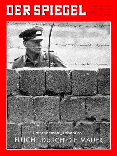 DER SPIEGEL Nr. 13, 28.3.1962 bis 3.4.1962