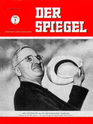 DER SPIEGEL Nr. 45, 6.11.1948 bis 12.11.1948