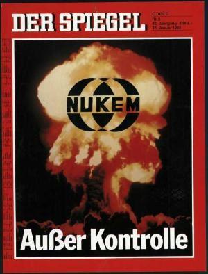 DER SPIEGEL Nr. 3, 18.1.1988 bis 24.1.1988