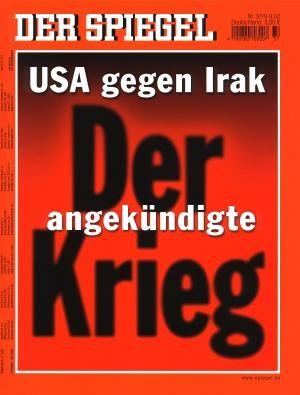 DER SPIEGEL Nr. 37, 9.9.2002 bis 15.9.2002