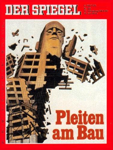 DER SPIEGEL Nr. 29, 16.7.1973 bis 22.7.1973