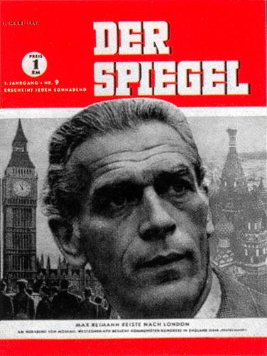 DER SPIEGEL Nr. 9, 1.3.1947 bis 7.3.1947