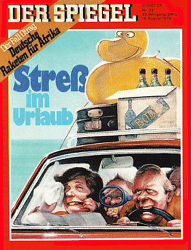 DER SPIEGEL Nr. 33, 14.8.1978 bis 20.8.1978