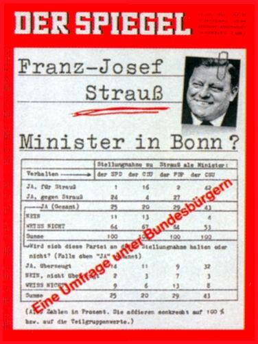 DER SPIEGEL Nr. 29, 14.7.1965 bis 20.7.1965