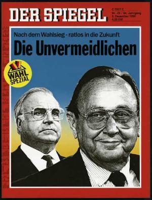 DER SPIEGEL Nr. 49, 3.12.1990 bis 9.12.1990