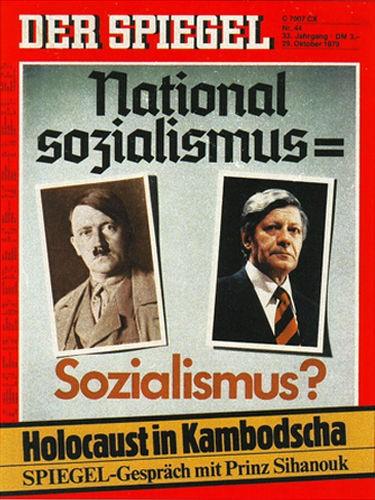 DER SPIEGEL Nr. 44, 29.10.1979 bis 4.11.1979