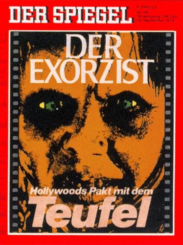 DER SPIEGEL Nr. 39, 23.9.1974 bis 29.9.1974