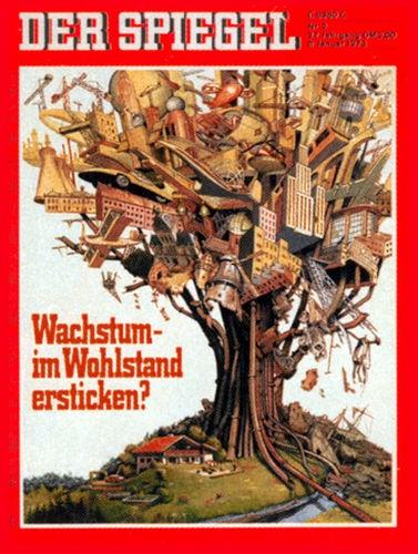 DER SPIEGEL Nr. 2, 8.1.1973 bis 14.1.1973