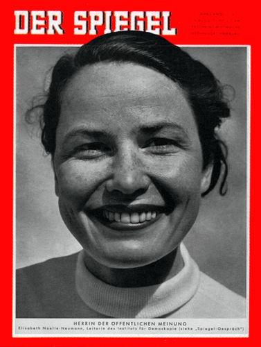 DER SPIEGEL Nr. 34, 21.8.1957 bis 27.8.1957