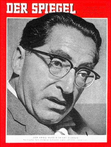 DER SPIEGEL Nr. 32, 5.8.1959 bis 11.8.1959