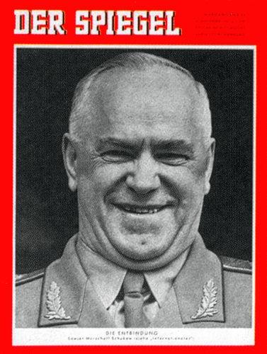 DER SPIEGEL Nr. 45, 6.11.1957 bis 12.11.1957