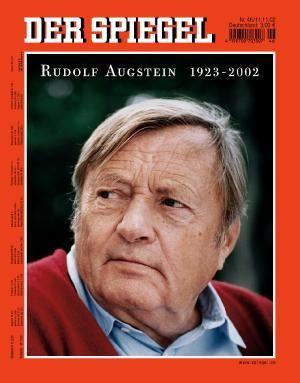 DER SPIEGEL Nr. 46, 11.11.2002 bis 17.11.2002