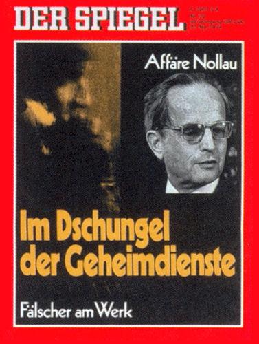 DER SPIEGEL Nr. 22, 27.5.1974 bis 2.6.1974