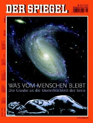DER SPIEGEL Nr. 15, 7.4.2007 bis 13.4.2007