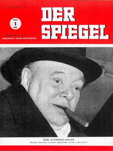 DER SPIEGEL Nr. 5, 31.1.1948 bis 6.2.1948