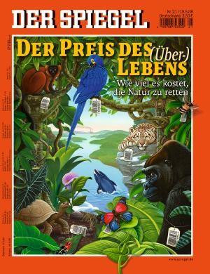 DER SPIEGEL Nr. 21, 19.5.2008 bis 25.5.2008