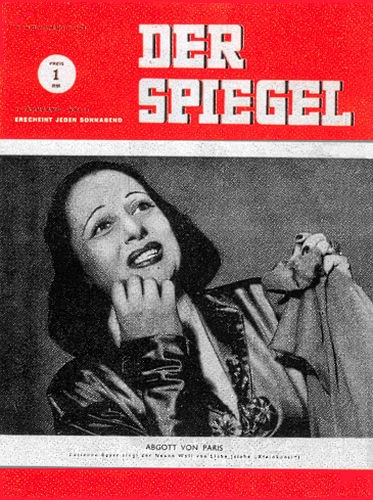 DER SPIEGEL Nr. 45, 6.11.1947 bis 12.11.1947