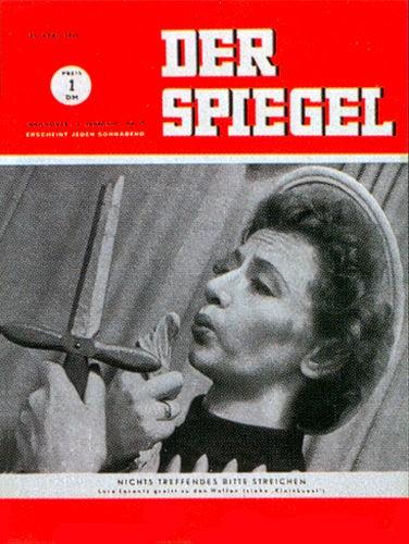 DER SPIEGEL Nr. 17, 23.4.1949 bis 29.4.1949