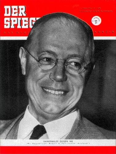 DER SPIEGEL Nr. 27, 2.7.1952 bis 8.7.1952