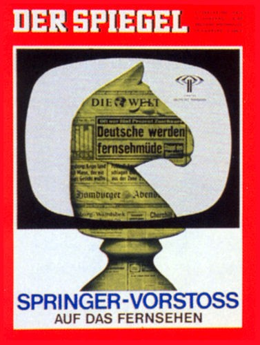 DER SPIEGEL Nr. 6, 3.2.1965 bis 9.2.1965