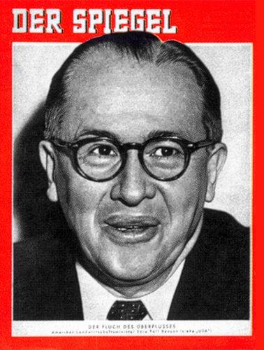 DER SPIEGEL Nr. 20, 16.5.1956 bis 22.5.1956
