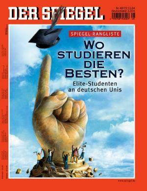 DER SPIEGEL Nr. 48, 22.11.2004 bis 28.11.2004