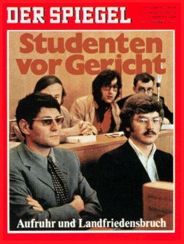 DER SPIEGEL Nr. 45, 3.11.1969 bis 9.11.1969