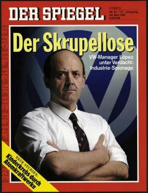DER SPIEGEL Nr. 21, 24.5.1993 bis 30.5.1993